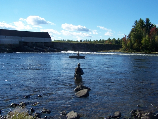 Registered maine guides for Public fishing areas near me