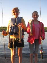 2011 Fishing Derby - Girls Won